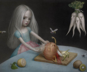 Nicoletta Ceccoli and art image