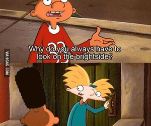 hey arnold and bright side image