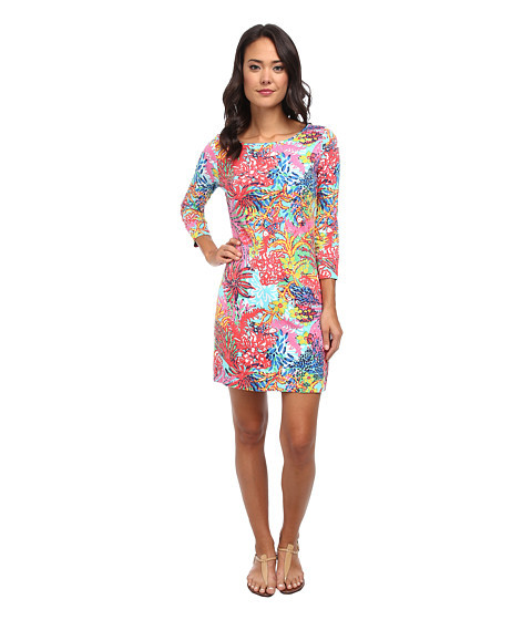dress, lilly pulitzer, and womens apparel image