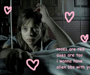 asylum, tv show, and valentines cards image