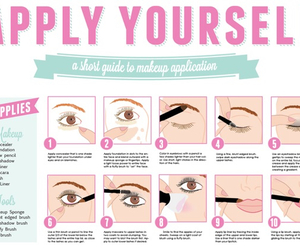 makeup, guide, and tips image