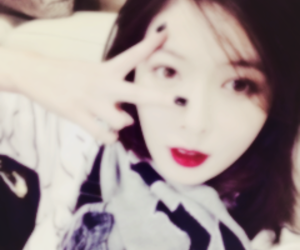 icons, hyuna, and 4minute image