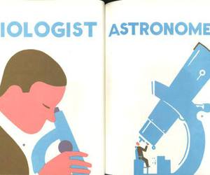 astronomer and biologist image