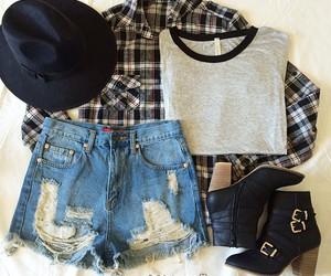 hipster and fashion image