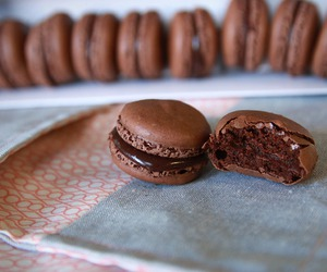 food, chocolate, and delicious image