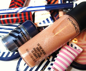 mac, beauty, and luxury image