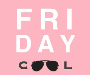 friday, OMG, and weekend image