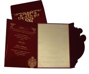 muslim wedding cards, buy wedding cards online, and wedding cards from india image