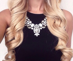 accessories, beautiful, and curly image