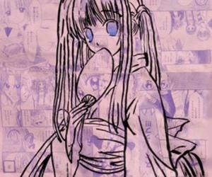 drawing, anime, and kawaii image
