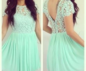 dress, fashion, and stylish image