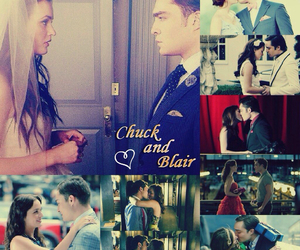 chair, couple, and gossip girl image