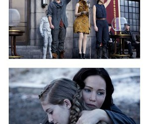 couples, thehungergames, and love image