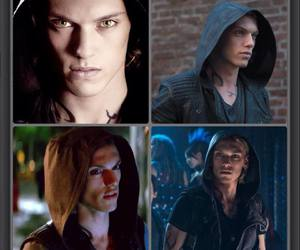 Jamie Campbell Bower and jace herondale image