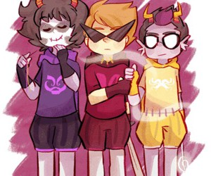 prince and homestuck image