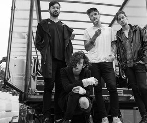the 1975, matty healy, and ross macdonald image