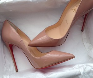 elegance, girly, and shoes image