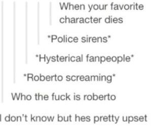 dies, scream, and fan fiction image