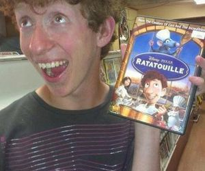 ratatouille, disney, and funny image