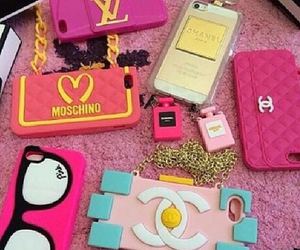 case, iphone, and chanel image