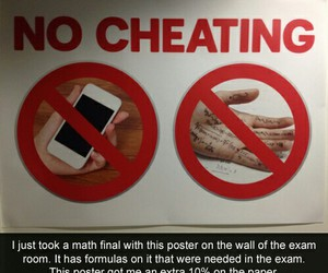 cheating, funny, and lol image