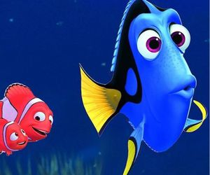 dory, nemo, and finding nemo image