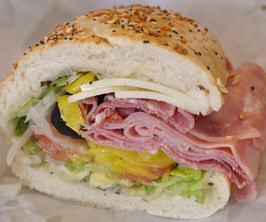 delicious, sandwich, and foodporn image