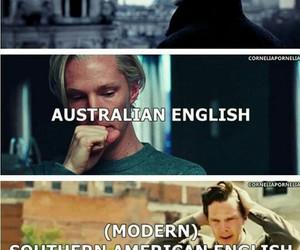 benedict cumberbatch, accents, and actor image