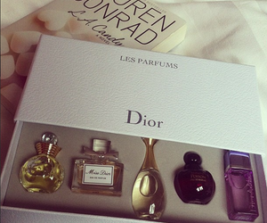 dior, perfume, and luxury image