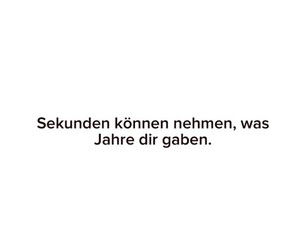 german, text, and spruch image