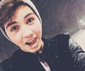 sam pottorff, o2l, and boy image