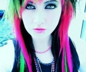 colorful, we heart it, and crazy image