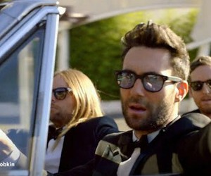 adam, handsome, and maroon 5 image