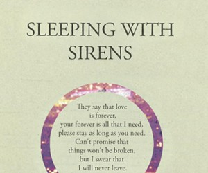 sleeping with sirens, sws, and music image