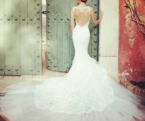 beautiful, Dream, and dress image