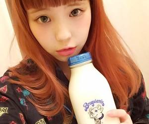 milk and seto ayumi image