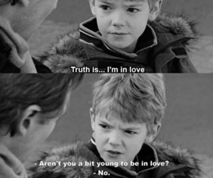 love, young, and boy image