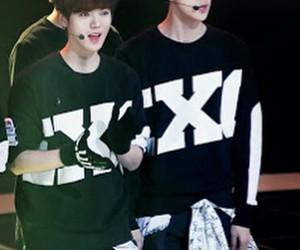 sehun, hunhan, and exo image