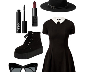 50s, black, and creepers image