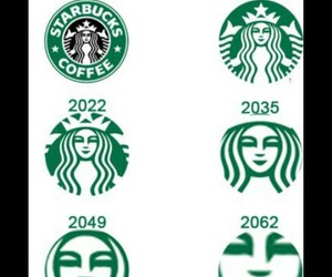 starbucks, coffee, and funny image