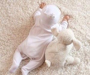 baby, kids, and white image