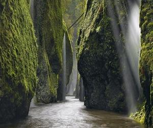 landscape and river image