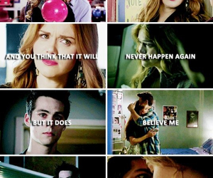 teen wolf, stydia, and perfect image