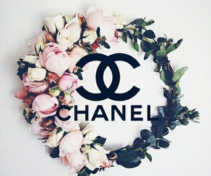 flowers and chanel image