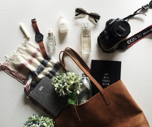 bag, style, and camera image