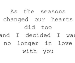 breakup, broken heart, and ex image