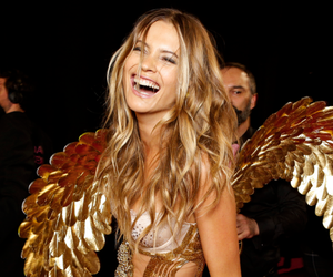 model, Behati Prinsloo, and angel image