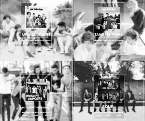 albums, niall, and zayn image