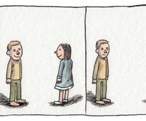 love, hug, and liniers image