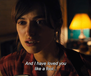 keira knightley, quotes, and begin again image